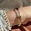 Thumbnail: Pastel double wrap bracelet
