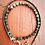 Thumbnail: Costa Smeralda Anklet or ...bracelet or ...necklace