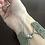 Thumbnail: Silver Danubio Beaded Bracelet