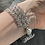 Thumbnail: Lacy beaded bracelet