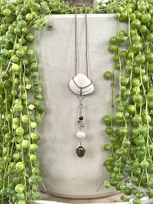 Dainty Ocean Necklace