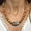 Thumbnail: Bitti Wood Necklace