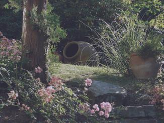 Detail výsledné zahrady