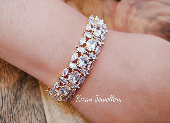 Elegant Stone Bracelet