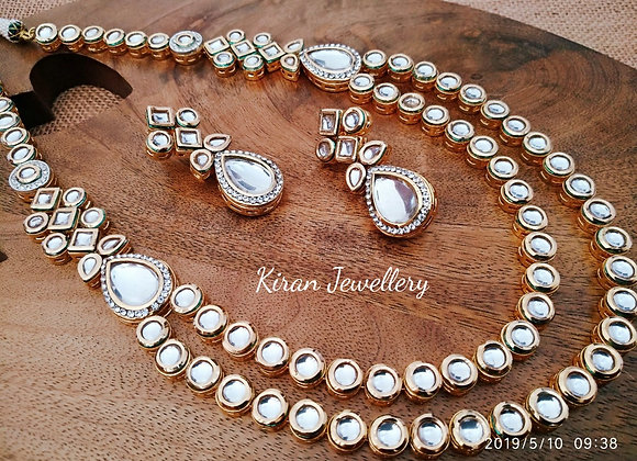 Beautiful Kundan Necklace