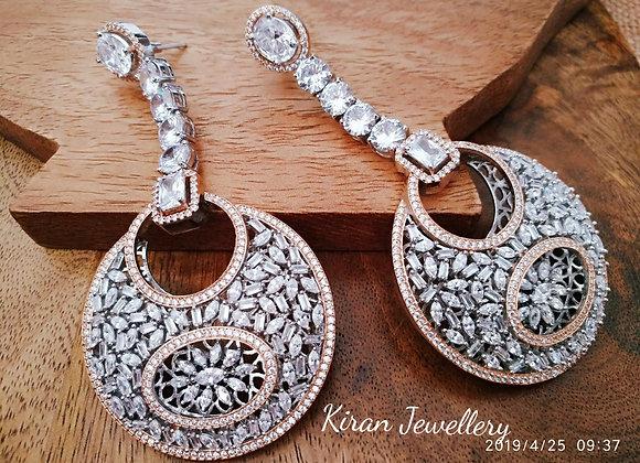 Kiran Jewellery Iconic Design Earrings