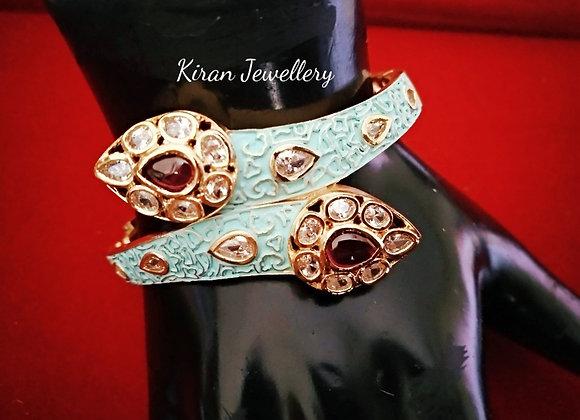 Elegant Blue Color Bracelet
