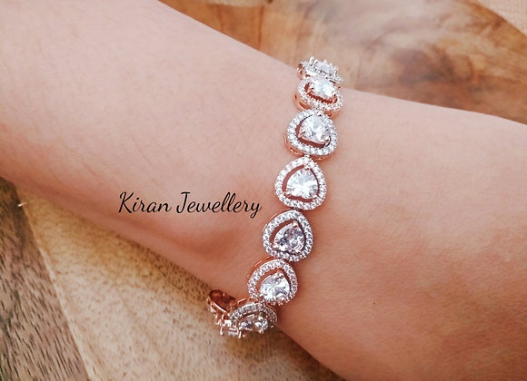 Solitaire Elegant Bracelet
