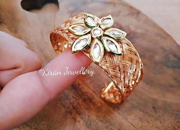 Elegant Kundan Bracelet