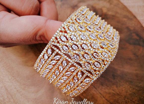 Gold Polish Bracelet