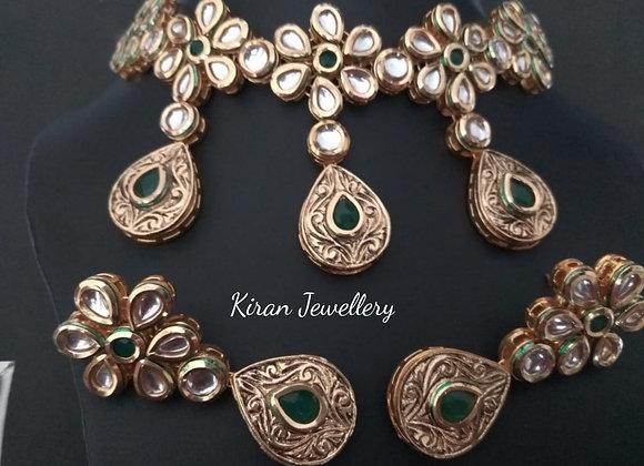 Stylish Kundan Choker