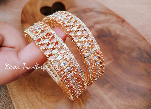 Golden Color Elegant Bangles