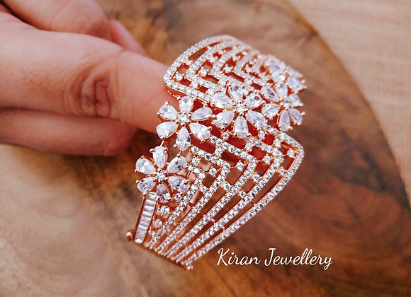 RoseGold Polish Stylish Bracelet