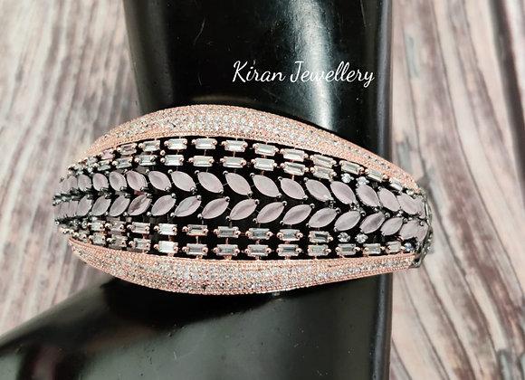 Black Rose Polish Stylish Bracelet