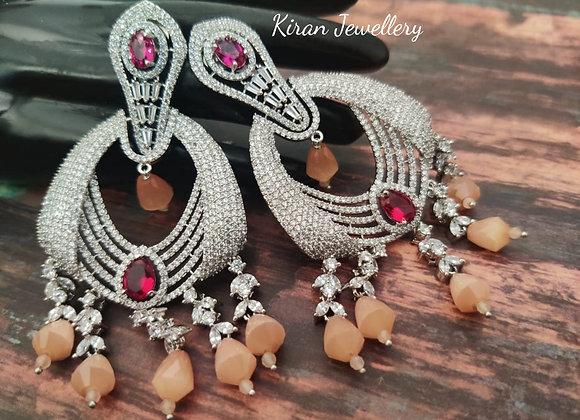 Stylish Earrings in Lovely Colors