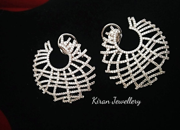 Indo-Western Stylish Earrings