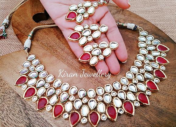 Beautiful Kundan Necklace