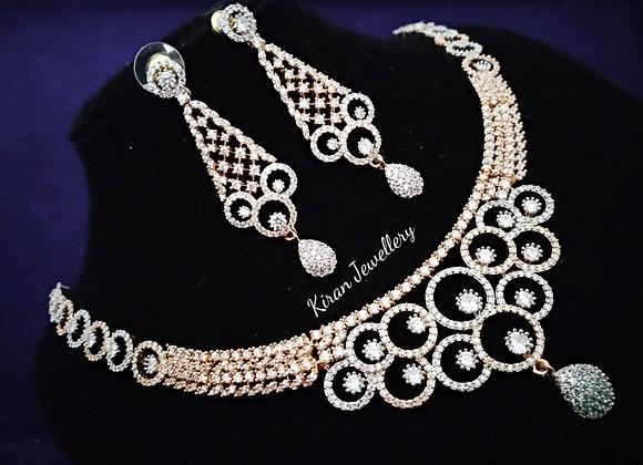 Elegant Rosegold Necklace