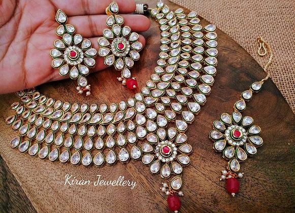 Elegant Heavy Necklace