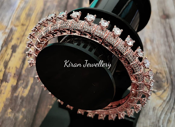 Rosegold Plated Pacheli