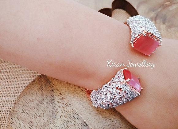 Pink Stone Beautiful Bracelet