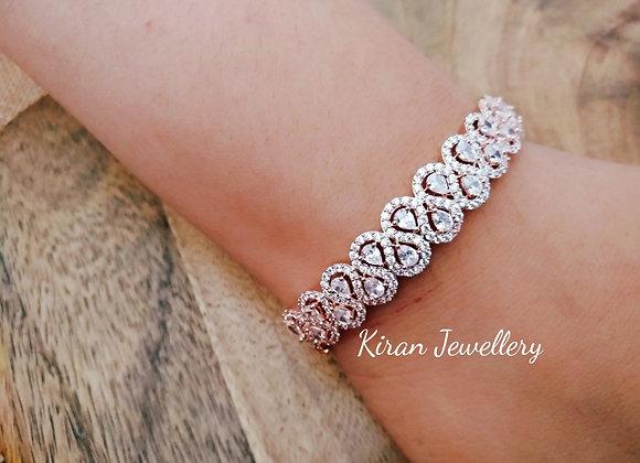 Brautiful Rosegold Polish Bracelet