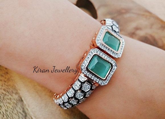 SeaGreen Stone Bracelet