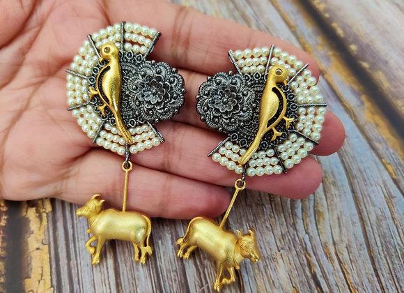 Pearl Elegant Earrings
