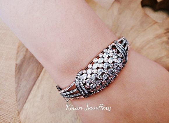Oxidized Polish Bracelet