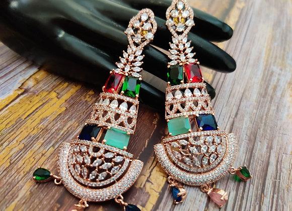 Stylish Multicolored Earrings