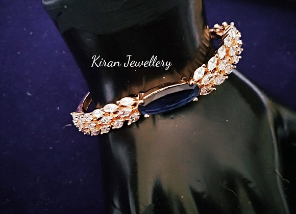 Blue Stone Elegant Bracelet