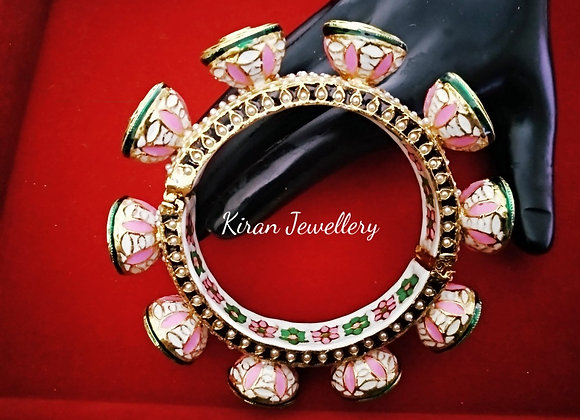 Traditional Kada With Lovely Colors