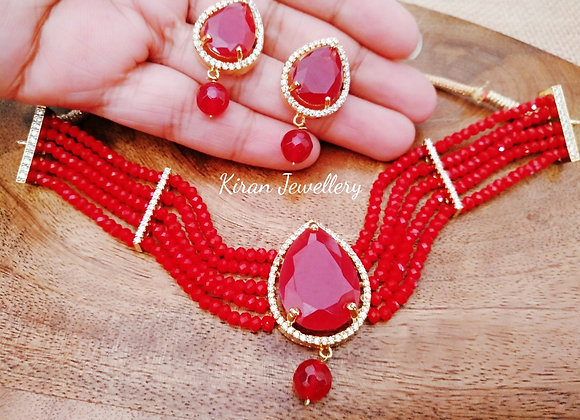 Ruby Color Chic Set