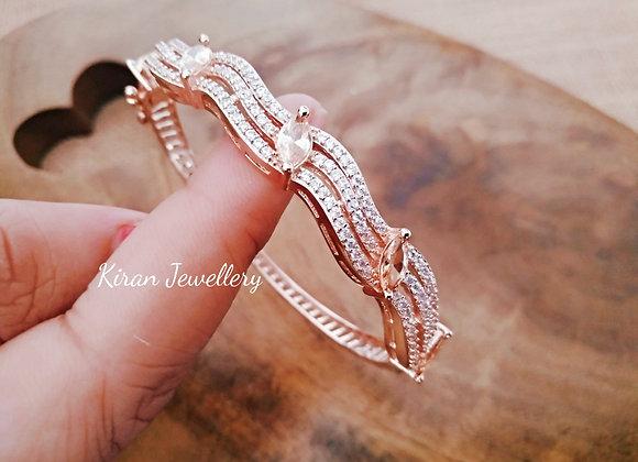 Champagne Stone AD Bracelet