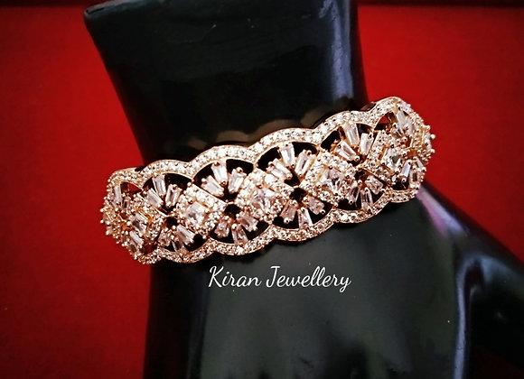 RoseGold Polish AD Bracelet