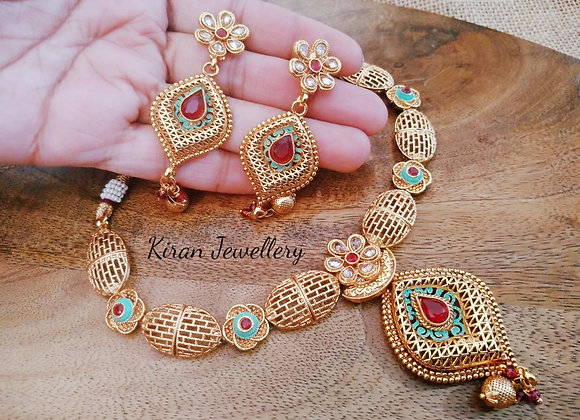 Traditional Polki Jewellery