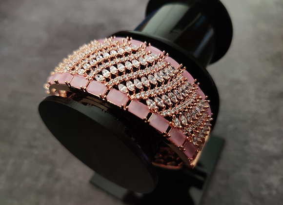 Pink Stone Elegant Bracelet