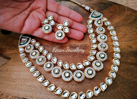 MultiLayer Kundan Set