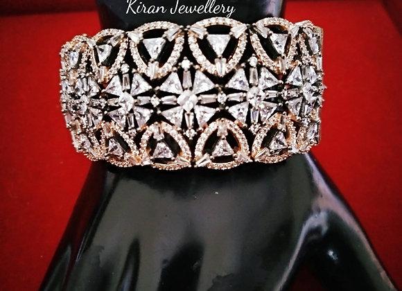 Black Polish Stylish Bracelet