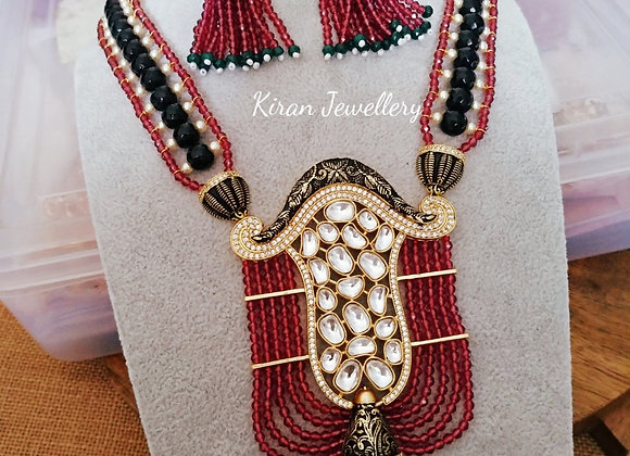 Royal Look Mala Set