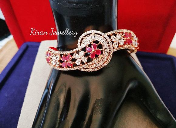 Ruby Elegant Bracelet
