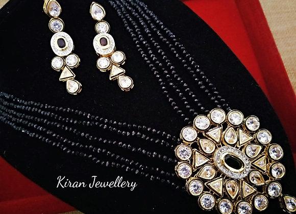 Black Mala Necklace