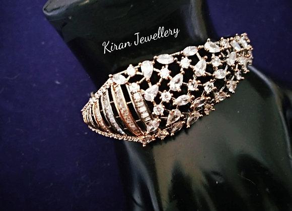 Oxidized Polish Elegant Bracelet