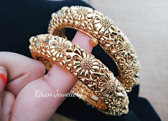 Traditional Bangles With Lovely Finish