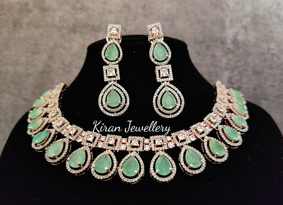 SeaGreen Stylish Necklace