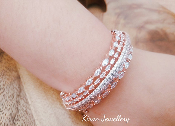 RoseGold Polish Bracelet