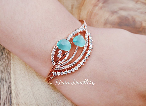 SeaGreen Stone AD Bracelet
