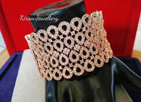 RoseGold Polish Royal Bracelet