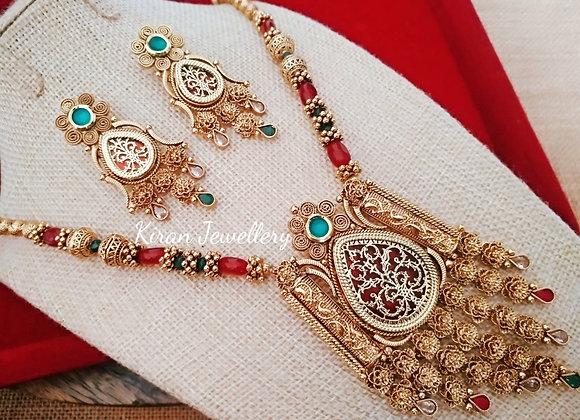 Lovely Polki Necklace