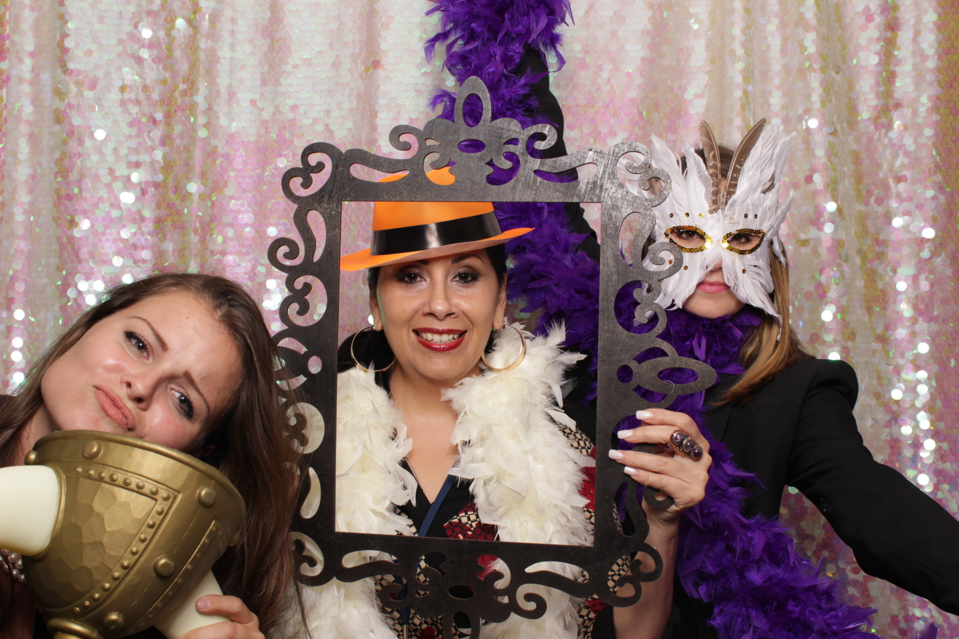 Captured Moments Photobooth Rental